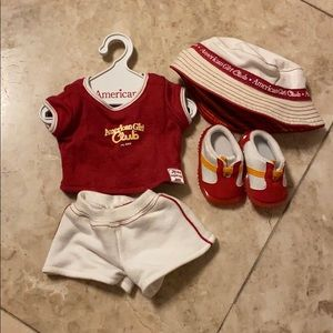 American Girl Doll Club Outfit